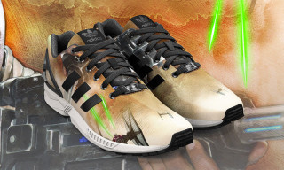 Customize Your adidas ZX Flux With 'Star Wars: The Force Awakens' Graphics