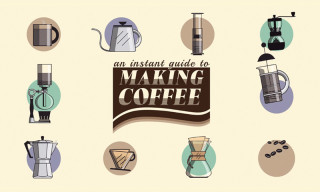 Watch This Animated Guide to the Many Ways to Brew Coffee