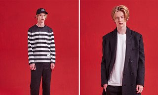 Antimatter Unveil Fall/Winter 2015 Lookbook