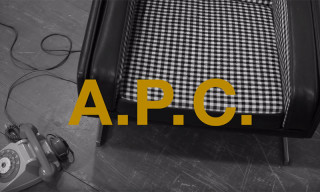 A.P.C. Get Moody for Fall/Winter 2015