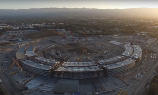 Here's What Apple's New Headquarters Look Like So Far