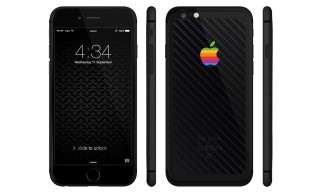 Wrap Your Brand New iPhone 6s in Double Carbon