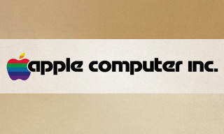 A Look Back at Apple's Lost Logos