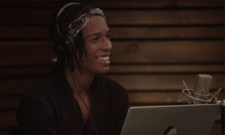 A$AP Rocky Joins Pharrell on His Beats 1 Radio Show 'OTHERtone'