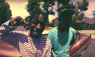 A$AP Rocky and Tyler, The Creator Trade Bars Ahead of Joint Tour