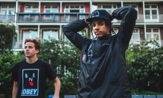 Ben G Celebrates 10-Year Anniversary With OBEY Collaboration