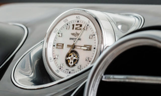Bentley Bentayga's Optional Breitling Clock Is Worth More Than the Car Itself