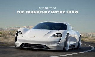 Our 15 Favorite Cars at the Frankfurt Motor Show 2015