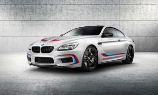 BMW Provides the M6 Coupe With a Competition Edition