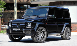 BRABUS' Monstrous 850 6.0 Biturbo WIDESTAR Has Arrived