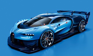 Bugatti Builds a Digital Supercar for 'Gran Turismo'