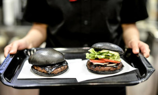 Burger King's Black Burgers Are Coming to America