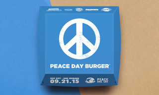 Burger King to Release Peace Day Burger With Denny's, Wayback, Krystal and Giraffas