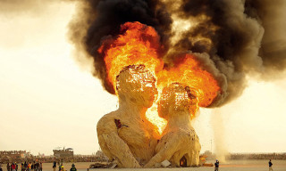 Explore the 'Art of Burning Man' With Taschen's New Book