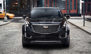 Cadillac Offers a First Look at the All-New XT5 Crossover