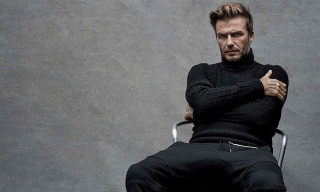 David Beckham Talks Personal Style, Soccer & Fatherhood With MR PORTER