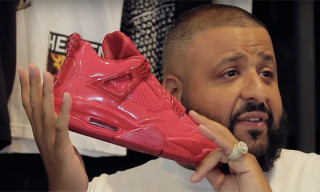 DJ Khaled Goes Air Jordan Crazy While Sneaker Shopping With 'Complex'