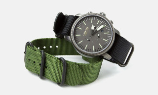 DSPTCH and Lum-Tec Release Military-Inspired B25 43mm Watch