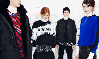 A Closer Look at ELEVENPARIS' Fall/Winter 2015 Collection With Les Twins and Jena Goldsack