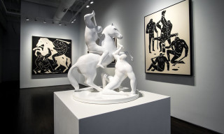 "Cleon Peterson's ""POISON"" Examines the Act of Revenge"
