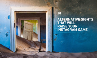 10 Alternative Travel Sights to Up Your Instagram Game