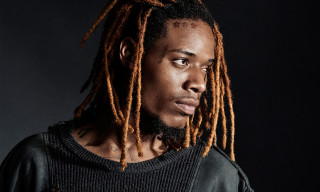 Fetty Wap Rocks YEEZY Season 1 for 'CR Men's Book'