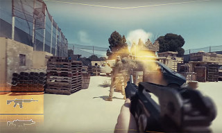 The World's Best Video Games Come Together in This Ultra-Realistic First-Person Shooter