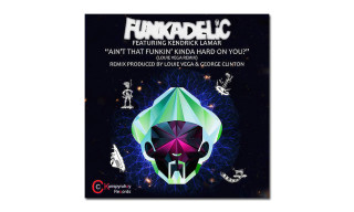 Kendrick Lamar and George Clinton Appear Together on New Funkadelic Remix