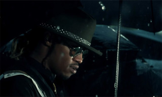 "Future Cloaks His Criminal Past in ""Blood On The Money"""