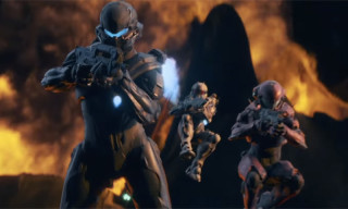 Watch the Action-Packed Opening Scene of 'Halo 5: Guardians'