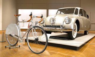 Handsome Cycles Bring Works of Art to Life With Three Custom Bicycles