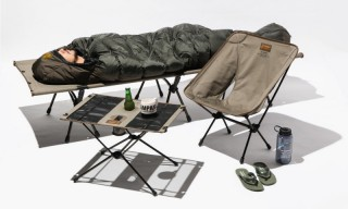 Helinox Partners With NEIGHBORHOOD for Camp Gear Collaboration