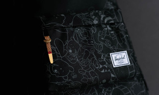 """Herschel Supply Co. Teams up With Disney for """"Winnie The Pooh"""" Capsule Collection"""