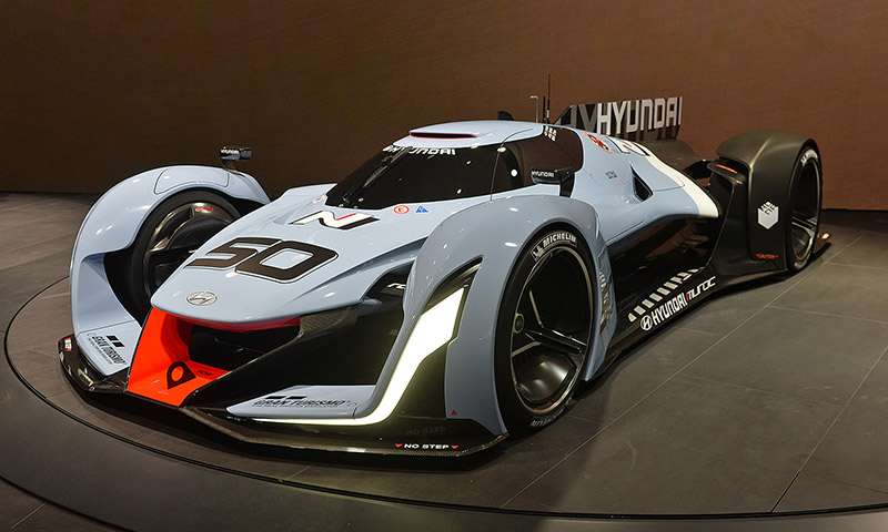 A First Look at Hyundai's N 2025 Vision Gran Turismo ...