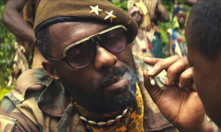 Idris Elba Prepares Young Boys for Guerrilla Warfare in 'Beasts of No Nation'