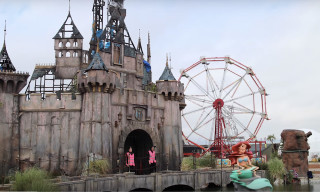 Take a Tour of Banksy's Dismaland