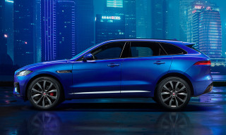 Jaguar Officially Unveils the F-Pace Crossover