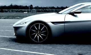 James Bond's Aston Martin DB10 Put on Display in New Teaser Video