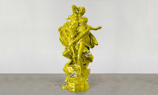 Jeff Koons to Unveil Sculpture Next to Statue of David in Florence