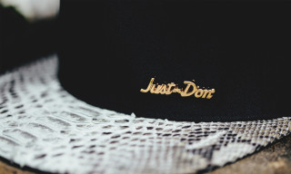"""""""Blank"""" Just Don Snapbacks Are Available Now"""