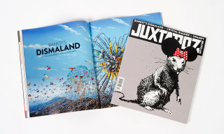 'Juxtapoz' Lands a Rare Interview With Banksy for October Issue