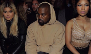 Kanye West Teases New adidas Originals Yeezy 350 Boost Colorway at NYFW