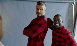 "Kevin Hart Becomes David Beckham in H&M's ""Modern Essentials"" Campaign"