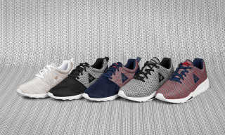 Le Coq Sportif Drop Jacquard Runner Pack and Brand New Silhouette