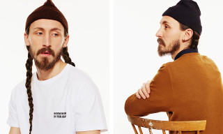 Libertine-Libertine Keep It Distinctly Scandinavian For Fall/Winter 2015