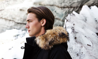 Maiden Noir Draws Inspiration From Melting Glaciers for Fall/Winter 2015
