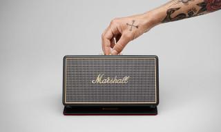 Marshall's New Stockwell Speaker Is Built for Life on the Go