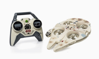 Become Han Solo and Fly Your Own Millennium Falcon Drone