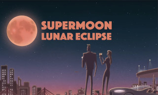 NASA Explains the Supermoon Lunar Eclipse With This Animated Short