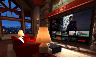 Netflix Virtual Reality App Now Available, Hulu & More Streaming Apps Coming Soon